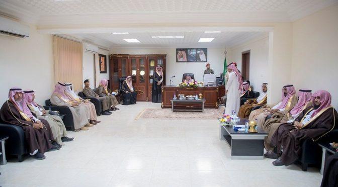 Губернатор провинции Касым посетил округ Дария  и анонсировал проекты развития на 141 млн.риалов