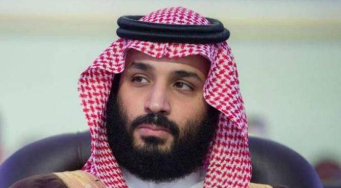 В интервью американскому журналу The Atlantic наследный принц сказал: «Там нет так называемого «ваххабизма»