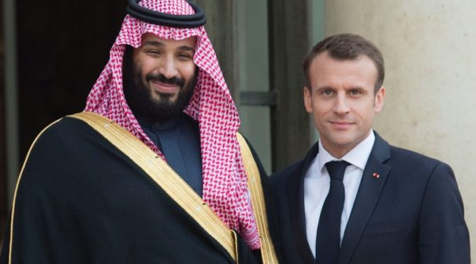 Королевство и Франция подписали 20 экономических соглашений на сумму в 18 млрд.долл
