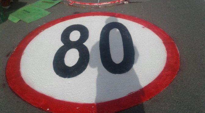 Департамент транспорта в провинции Баха реализует инициативу по ограничению скорости движения