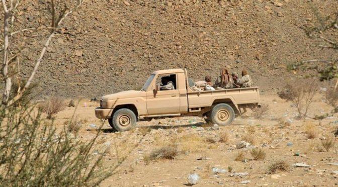 Армия Йемена приближается к родному городу главаря хусиитов Абдулмалика Хуси в провинции Саада