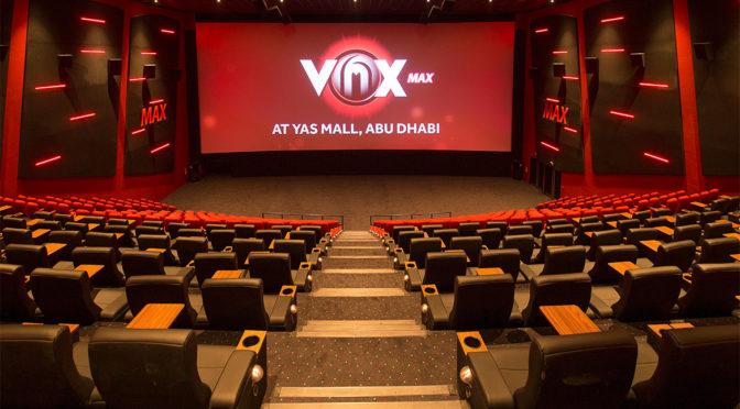 Vox Cinemas приобрела вторую лицензию: 2 млрд.риалов инвестиций для открытия 600 кинозалов