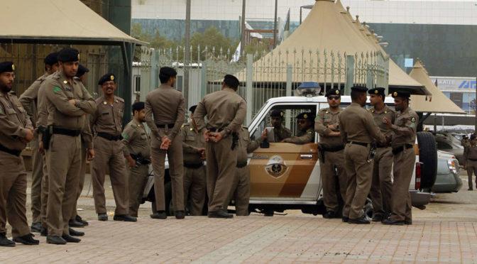 Полиция Эр-Рияда: был перехвачен малый дрон в районе аль-Хузама