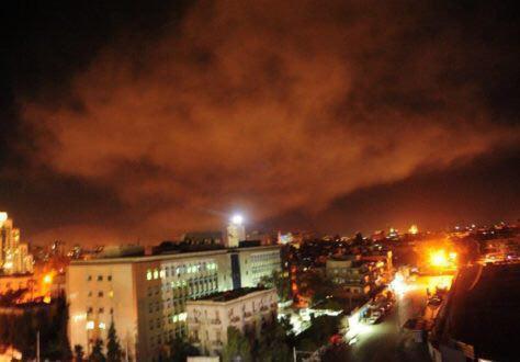 Королевство поддерживает военные операции в Сирии