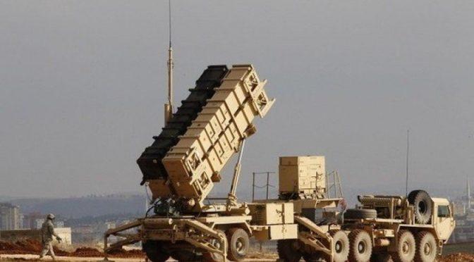Силы ПВО перехватили  баллистическую ракету, запущенную хусиитами в направлении Джазана