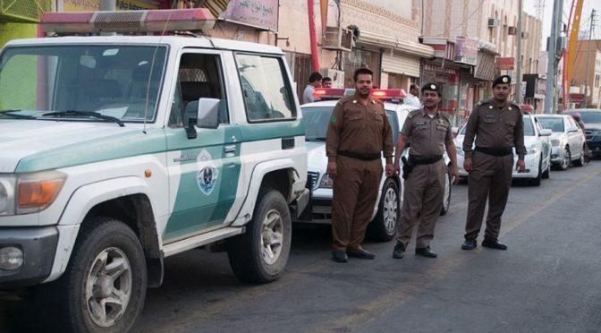 Силы безопасности в округе Ваджха усили присутствие в жизненно-важных и общественных местах округа