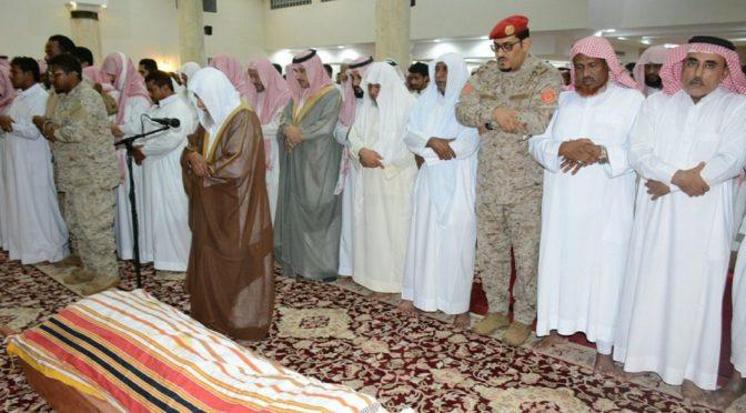 Губернатор округа Самита исполнил похоронную молитву по павшему мученником  ефр. Мухаммаду Мутанабик
