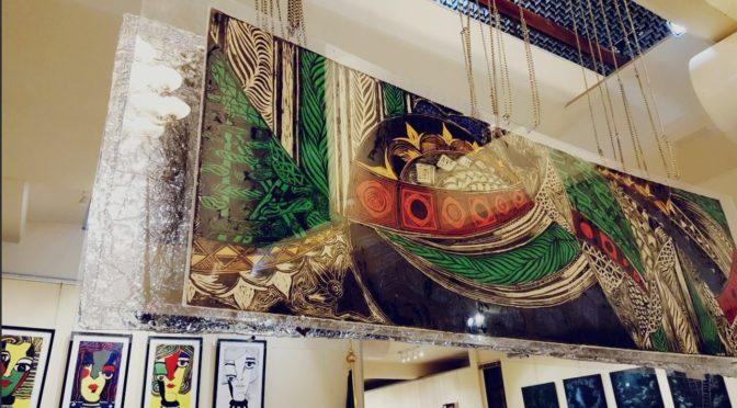 Колледж дизайна и искусств Университета им.принцессы Нуры   организует выставку для выпускниц