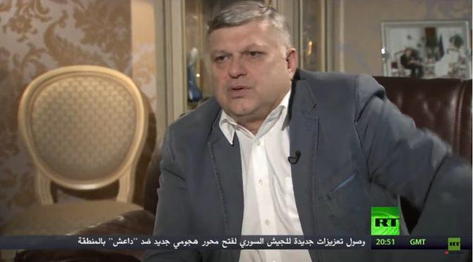 Экс-посол России в Катаре: Они меня ударили военными ботинками по голове в аэропорту Дохи