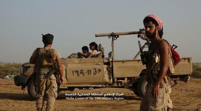 Время Ч приближается: армия Йемена готовится к освобождению порта Ходейда