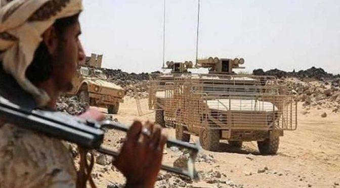 Королевство, возглавляющее коалицию, добилось больших успехов в провинции Саада