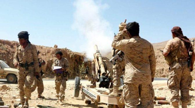 Коалиция: трое гражданских лиц пали мученниками в следствии взрыва  снаряда, выпущенного хусиитами