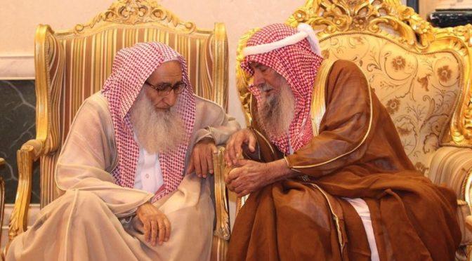 Сыновья и близкие поэта аль-Хадари: в его творчестве — незабываемое наследие