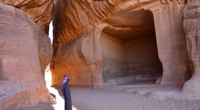 Закрытие объектов наследия округа аль-Ула для защиты и развития