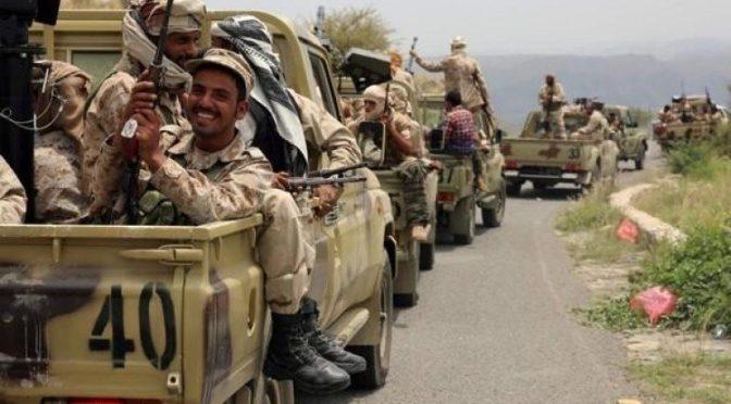 Армия Йемена освобождает новые районы в провинции Саада
