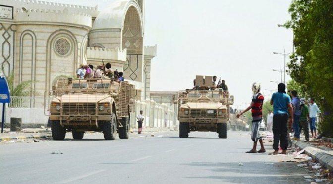 Армия Йемена взяла под контроль новые районы на западе Таиза