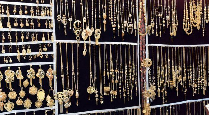 Рынок золотых изделий в Асире испытывает оживление перед праздником Ид аль-фитр