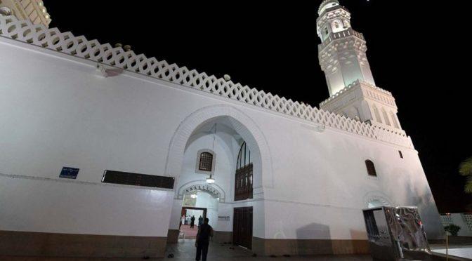 Мечеть «аль-Киблатейн»  в Лучезарной Медине — свидетель смены киблы от Иерусалима к Запретной Мечети