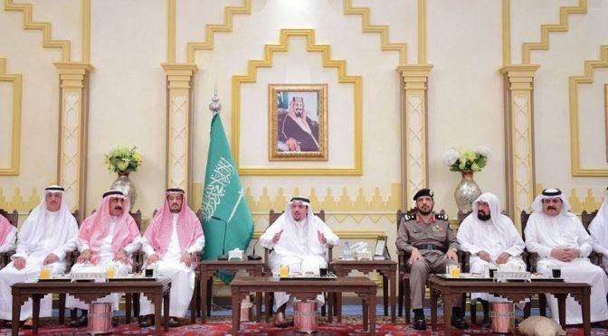Губернатор провинции Касым совершил ифтар с группой социальной коммуникации, молодёжным советом и командой скаутов