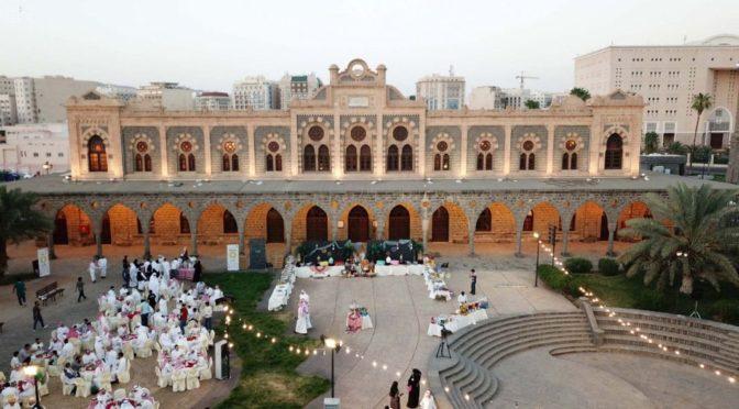 Комитет по туризму Лучезарной Медины проводит ифтар  Рамадана
