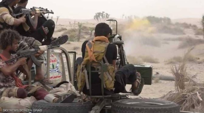 Армия Йемена объявила о начале операции по полному освобождению округа Маладжим провинции Байда