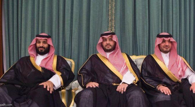 Министр культуры, министр по делам Ислама и Министр труда принесли клятву перед Служителем Двух Святынь