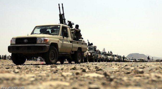 аль-Малики: хусииты отказались сдать порт Ходейда, после чего начата операция по освобождению порта