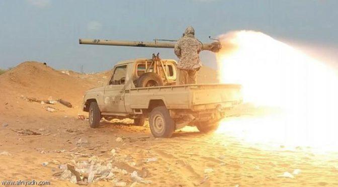 Армия Йемена сообщает о освобождении новых районов в провинции Лахдж в южном Йемене