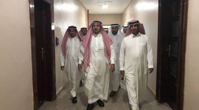 Губернатор провинции Касым инспектировал центр обучения и реабилитации для мальчиков в г.Бурайда