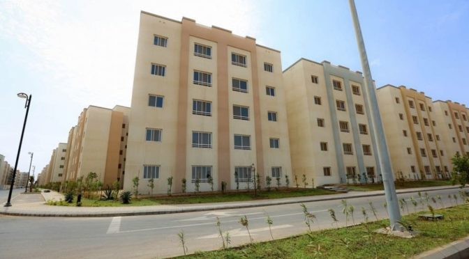 Экономический город им.Короля Абдаллаха предоставляет готовое жильё для бенефициаров в районе аш-Шурук в рамках жилищной программы