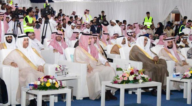 Принц Ахмад бин Фахд бин Салман открыл 39-ый Летний фестиваль Восточной провинции