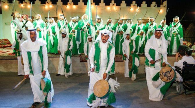 аль-Ахса празднует внесение в список Всемирного наследия