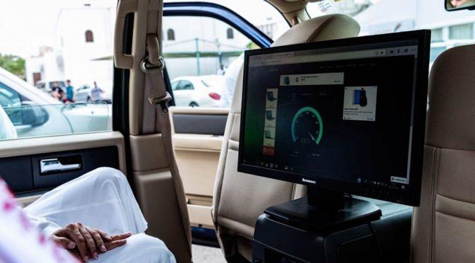 Министр связи и информационных технологий инспектировал проекты волоконно-оптических линий связи в Лучезарной Медине