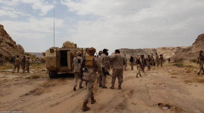 Коалиция: уничтожение стартовых площадок баллистических ракет хусиитов в провинции Саада