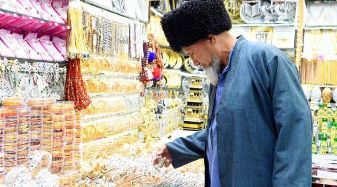 Торговые центры Лучезарной Медины предлагают посетителям одежду и подарки