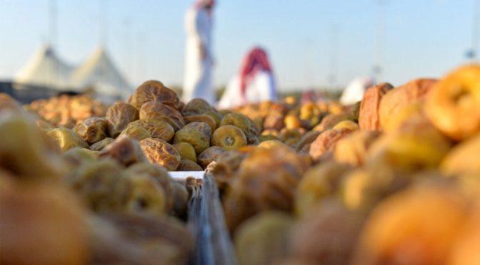 Открылся 39-ый фестиваль фиников в Бурайде