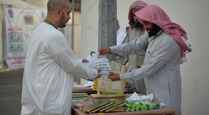 Национальная гвардия завершает участие в служении паломникам