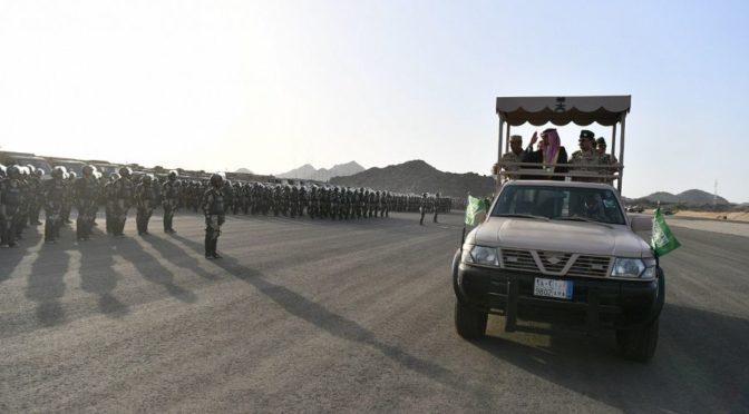 Министерство Национальной гвардии участвует в исполнении ряда задач обеспечения безопасности в Хадже