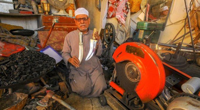Народный рынок в Наджране: разнообразие продукции и  традиционных промыслов