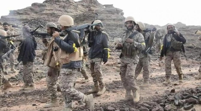 Армия Йемена освободила от хусиитов стратегические позиции в провинции Саада