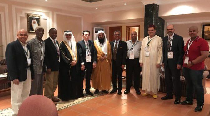 Паломники из США встретились с Его Честью муфтием