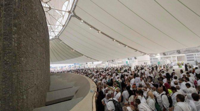Джамараты: Аллах Велик: следование и взятие примера