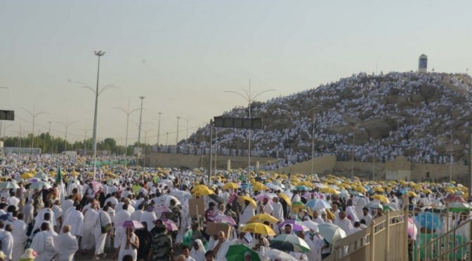 Арафат: лучший день, в который восходит солнце