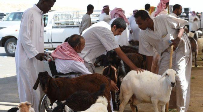 Подготовка к Ид аль-Адха