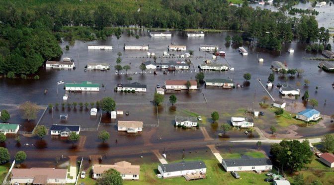 Правители Королевства выразили сочувствие президенту США в связи с жертвами урагана, обрушевшегося на юго-восток США