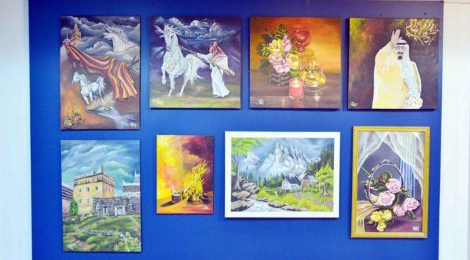 Мафатиха в провинции Абха — сосредоточие любителей искусств