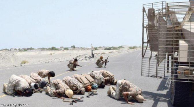 """Армия Йемена: в итоге боёв в Ходейде уничтожено 60 хусиитов, после ожесточённых боёв шоссе """"Кило 16"""" взято под полный контроль"""