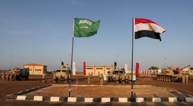 В Египте открылись учения «Табук 4»
