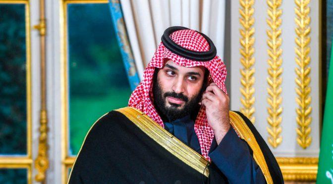 Наследный принц: Королевство существовало ещё до США, и мы покупаем оружие, но не берём его даром