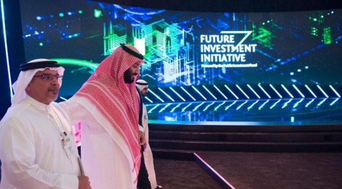 Наследный принц: Средний Восток — это новая Европа, никто не остановит развитие нашей страны